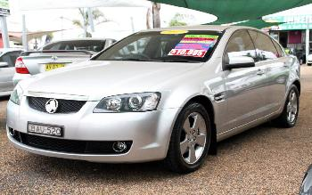 2007 Holden CALAIS VE