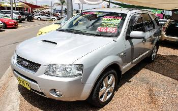 2006 Ford TERRITORY GHIA TURBO (4x4) SY