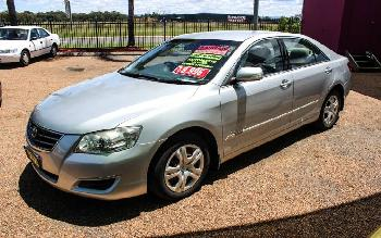 2007 Toyota AURION AT-X GSV40R